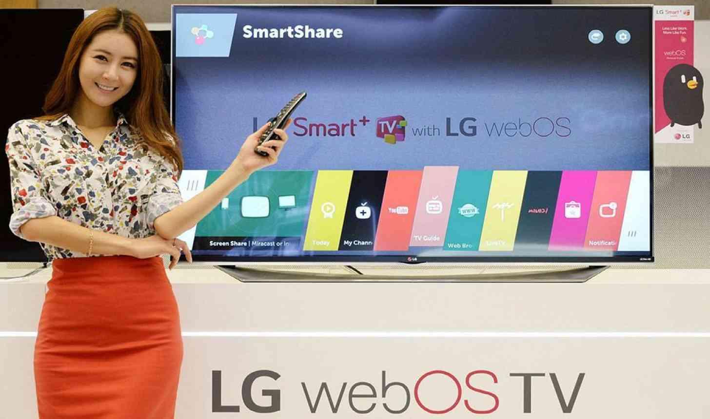 LG webOS 3.5
