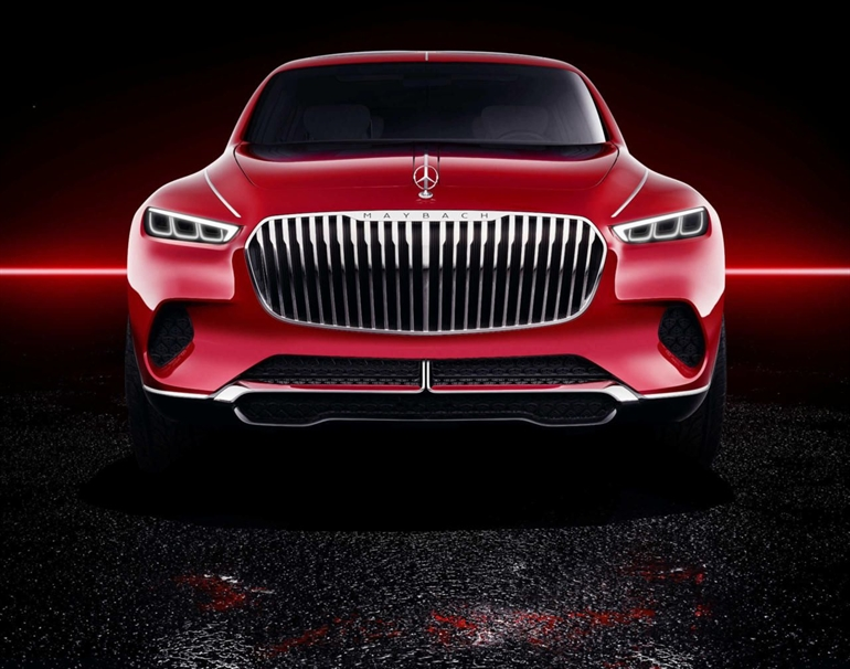 Mercedes-Maybach Ultimate göz kamaştırıyor! - Pembe Teknoloji