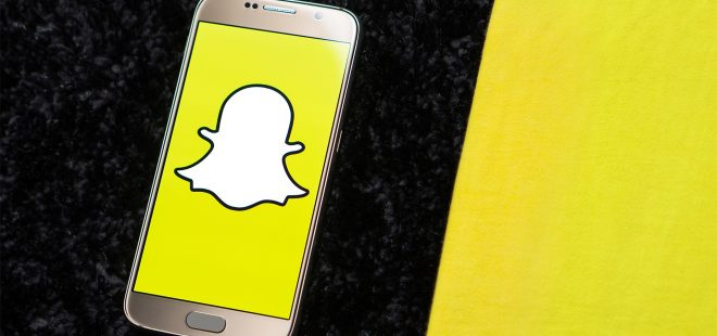 Snapchat reklamları