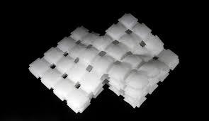 3D baskılı şişme malzeme