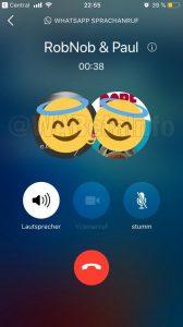 Whatsapp grup sesli arama özelliği