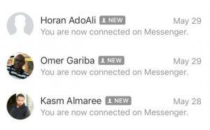 Messenger Yenilik
