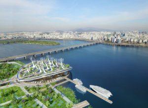 Fütüristik mimari: teknoloji doğa ve sürdürülebilirlik bir arada!