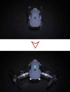Drone X Pro ile mükemmel selfie!