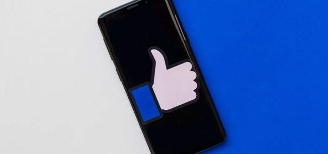 Facebook beğeni gizleme