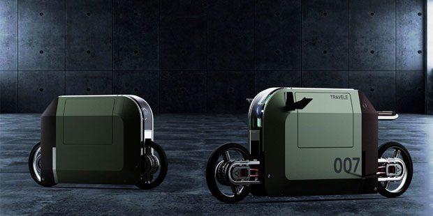 elektrikli motorsiklet