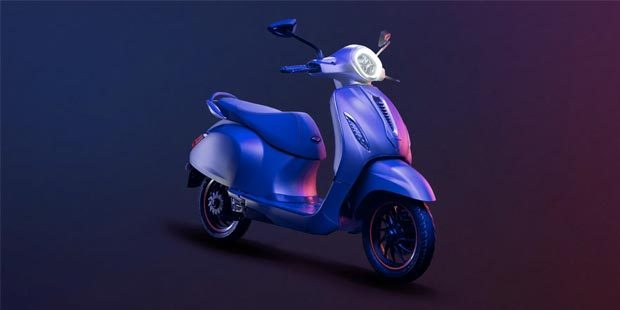 elektrikli scooter tasarımı