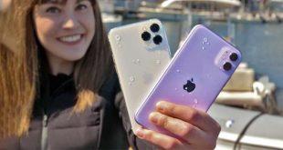 iPhone 11 su dayanıklılığı