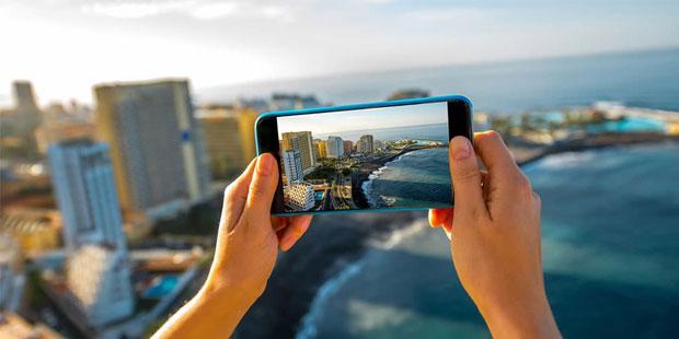 mobil fotoğrafçılık