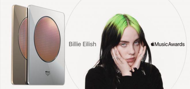 apple-music-awards-billie-eilish-tarafindan-sunulacak