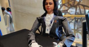 insansı kadın robot