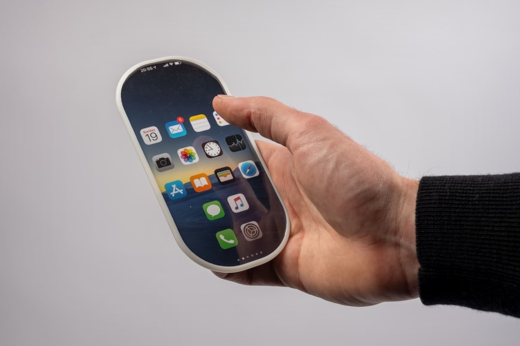 Modüler akıllı telefon ve bilgisayar tasarımı