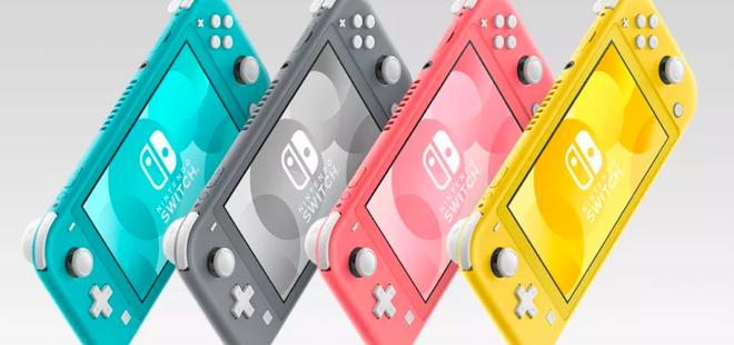 Nintendo-Switch- Lite