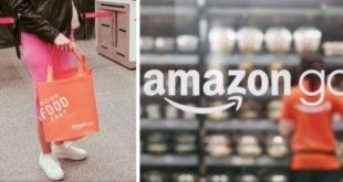 Amazon kasiyersiz magaza teknolojisi
