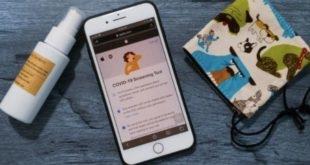 Apple Corona virüsü için internet sitesi