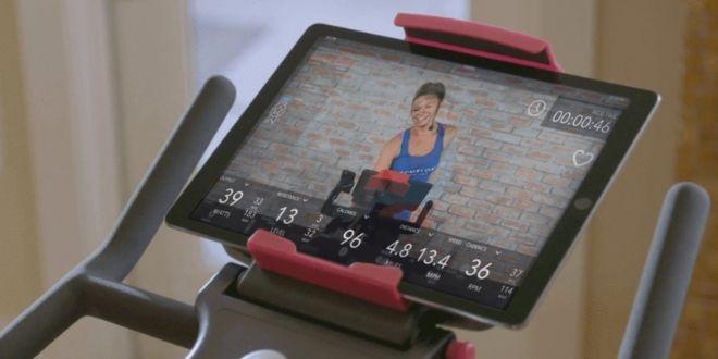 iPad spor salonu tecrübesini eve tasiyor