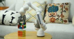 öğretici bir robot