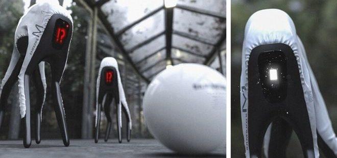 robot köpek konsepti