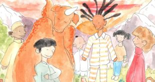 Çocuklar için COVID-19 kitabı