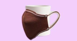 Dünyanın ilk kahve maskesi