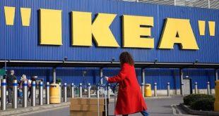 IKEA boyama kitapçığı