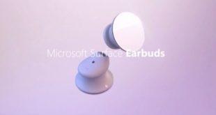 Microsoft Surface Earbuds çıkış tarihi