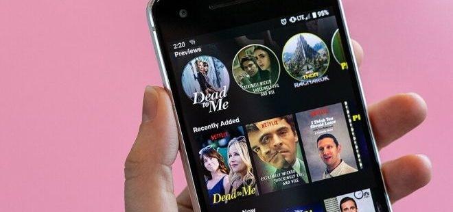 Netflix Corona virüsü canlı yayınları