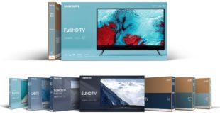 Samsung'dan geri dönüştürülebilen ambalajlar