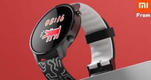 Xiaomi Watch Color x Keith Haring-01