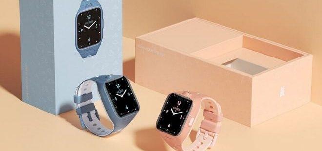 çocuklar için Xiaomi akıllı saat