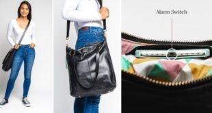 hem şık hem de akıllı çanta