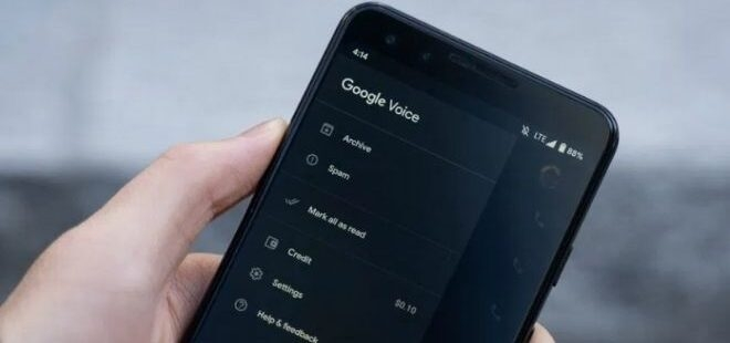Google Voice çağrı aktarma özelliği
