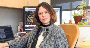 İlk kez Türk bilim kadını