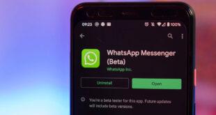 WhatsApp-ta daha kolay kisi paylasmak