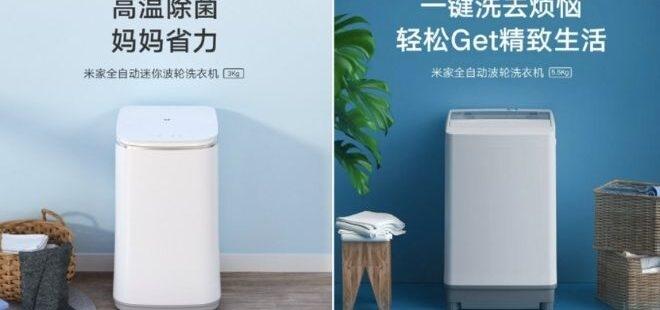 Xiaomi çamaşır makinesi