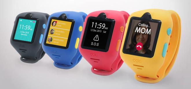 çocuklar için akıllı saat