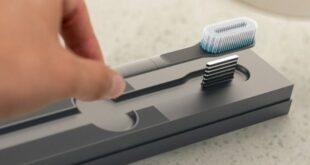 kendi kendini temizleyen diş fırçası