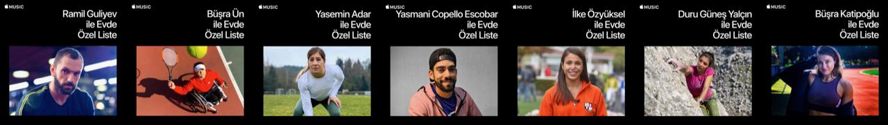 Apple Music 19 Mayıs kutlaması