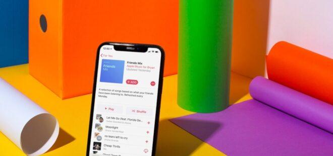 Apple Music Evde koleksiyonu