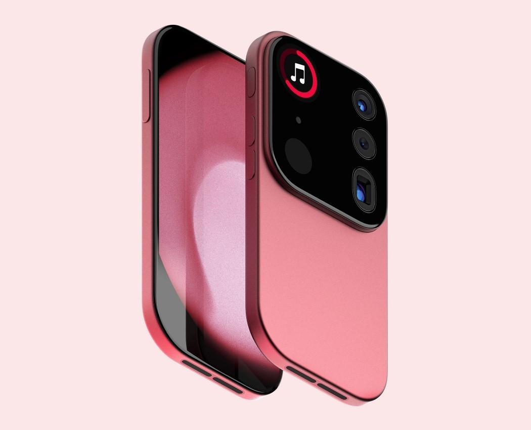 iPhone moduler kamera tasarimi