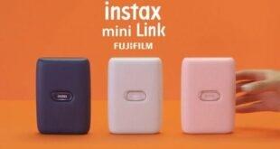 Fujifilm Instax Mini Link yazıcı