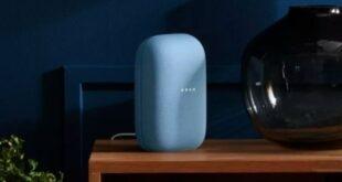 Google Nest akıllı hoparlör