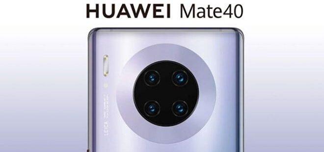 Huawei Mate 40 hızlı şarj desteği