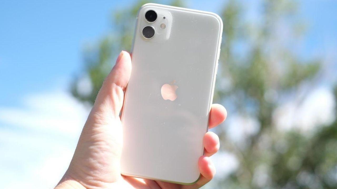iPhone 11 uretimi