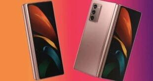 Samsung üç farklı katlanabilir telefon