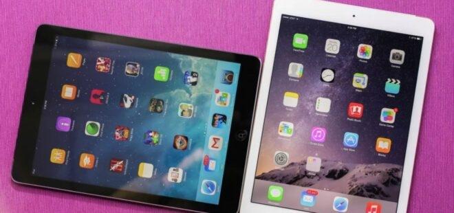 yeni iPad Air tasarimi