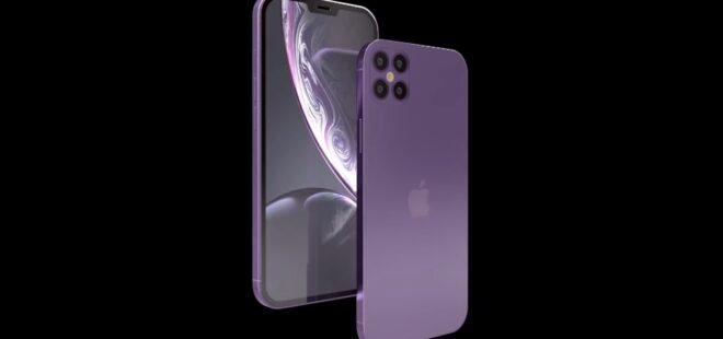 iPhone 12 tanıtım