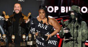 2020 Billboard Müzik Ödülleri