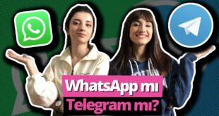 WhatsApp mi Telegram mı