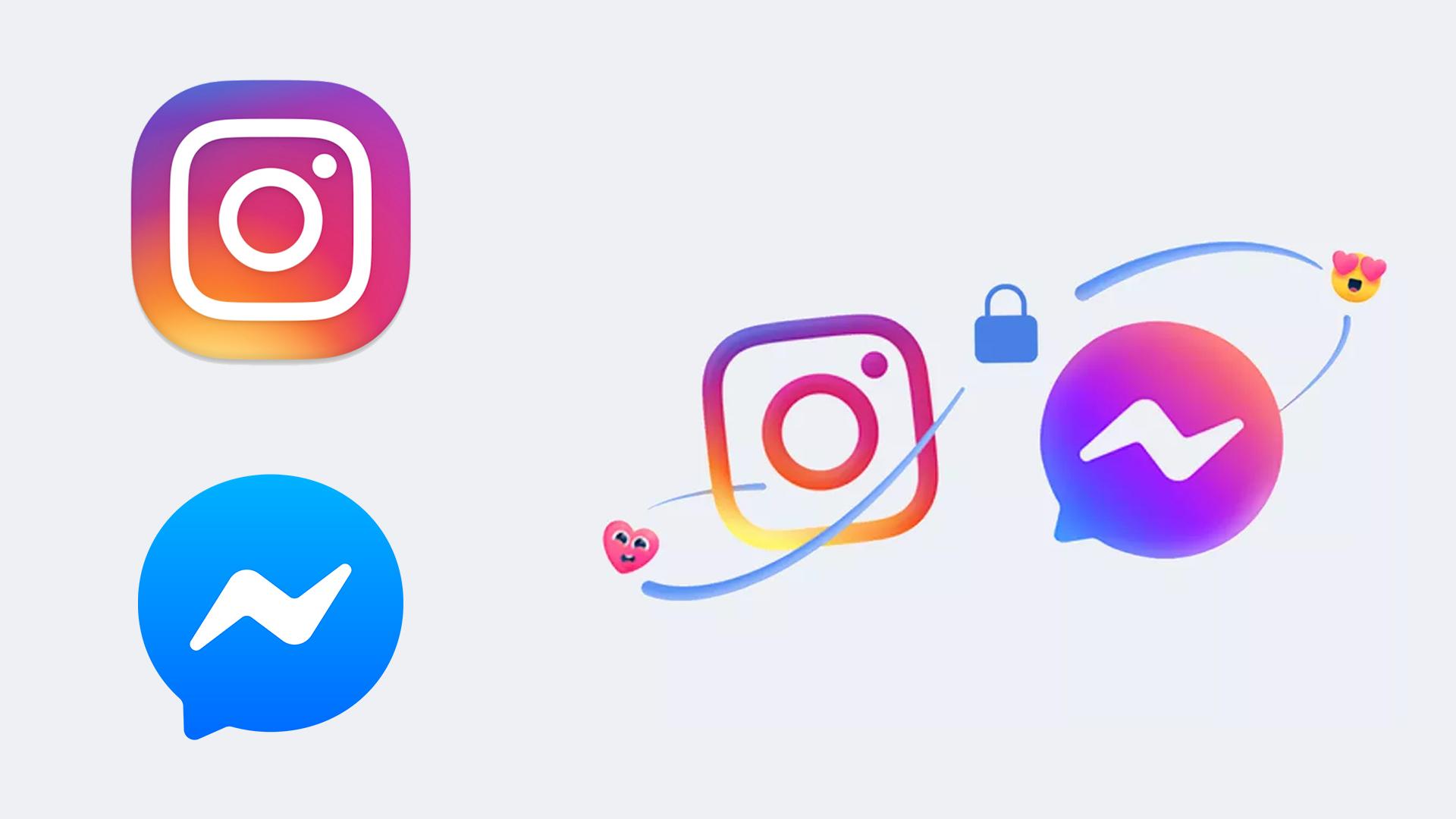 Messenger İle Instagram